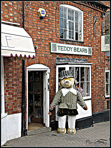 Bear Shop  Oxfordshire, UK