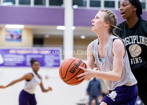 Broughton girls basketball vs Wake Forest. November 14, 2019. D4S_0243
