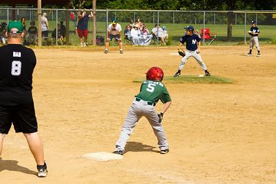 Lebanon A's Baseball 6-2-12