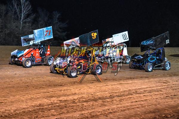 4-4-2015 Lightning Sprints