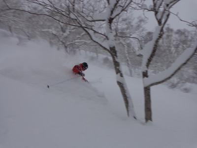 Skiing Niseko-powder hound heaven. January 10-13, 2014