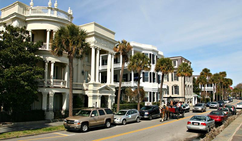 A Stroll Around Charleston