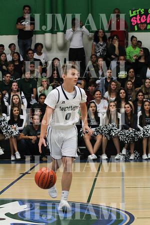 Terra Boys Basketball 12/01/17