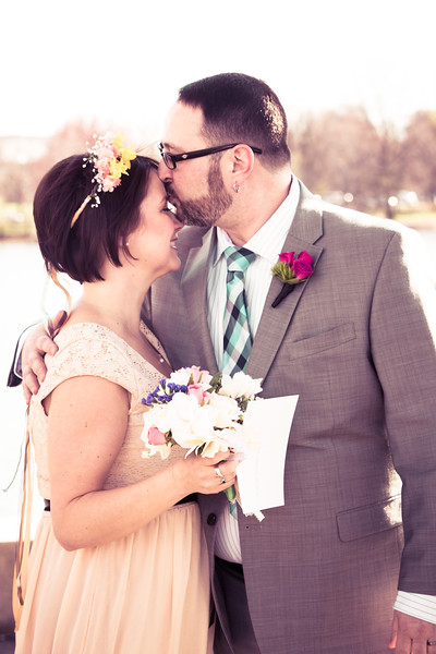 Anthony & Levanna Caroto Wedding