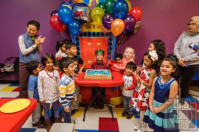 Aadil's 6th Birthday
