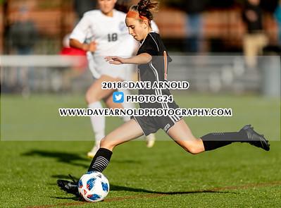 10/24/2018 - Girls Varsity Soccer - Phillips Andover vs Thayer