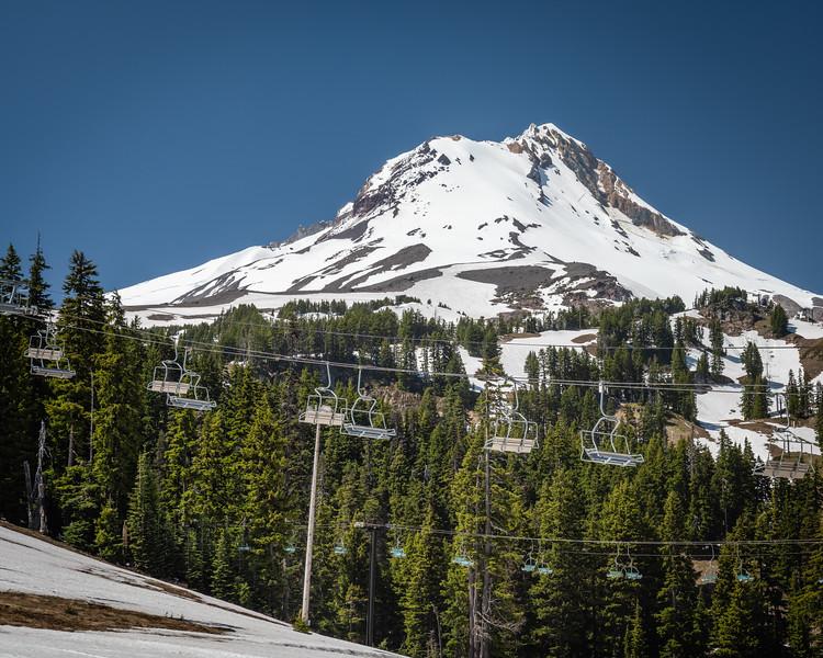 Off Season, Mt Hood, Oregon