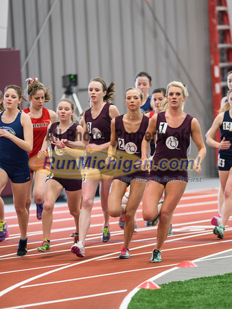 2015 WHAC Conference Indoor T&F Championships - February 21, 2015