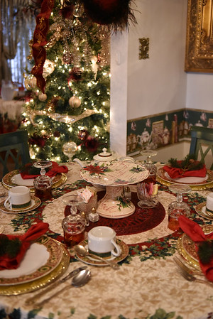 Steeped in Christmas