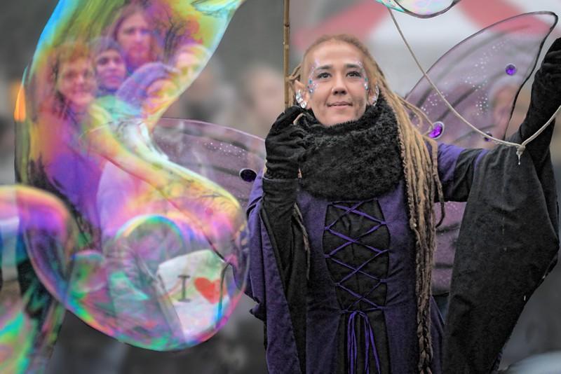 Magical Bubble Elf