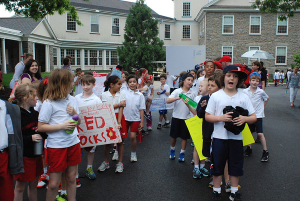 Lower School Field Day
