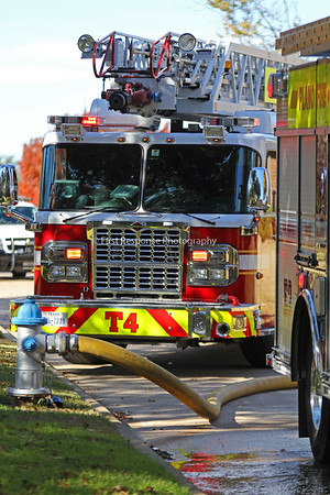 Genva Ln. Residential Structure fire. Plano.TX.