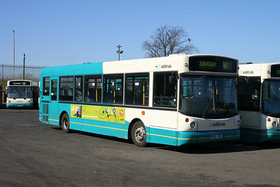 Arriva Scotland West Johnstone Depot