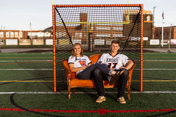 Jake and Grace | Class of 2022 M.H.S