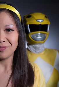 MMPR Yellow Ranger