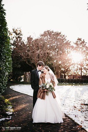 Christina + Sloan Wedding
