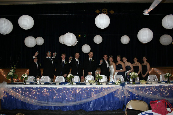 Kaley and Casey Wedding 2011