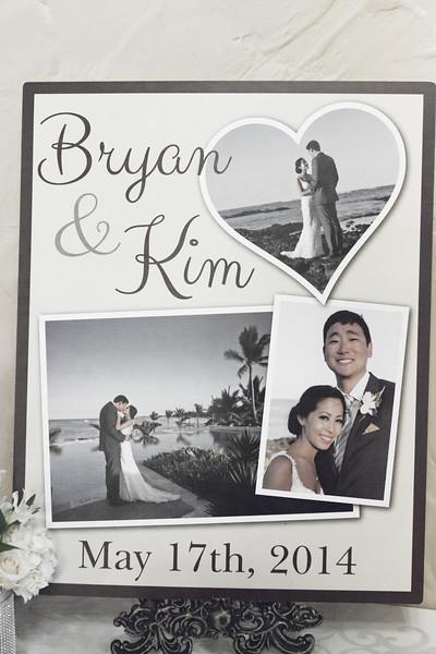 Bryan and Kim