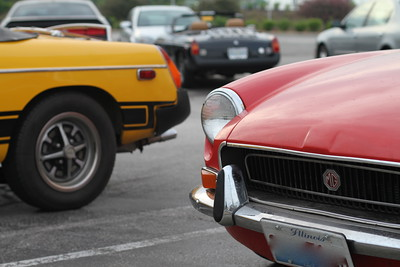 Cars and Coffee April 2015