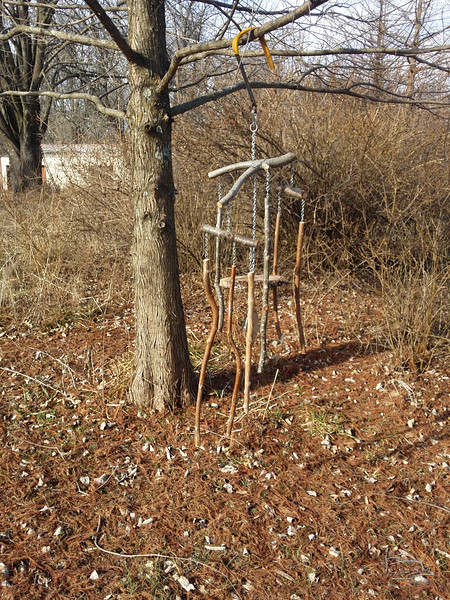 mobile 26, wind chime