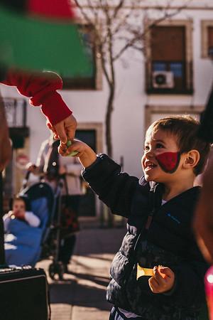 Salida Carnaval Casita 2019