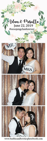 Adam & Priscilla Wedding