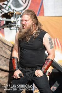Amon Amarth 6-30-2013
