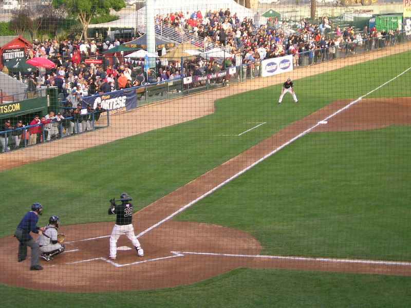 This is my cheapo snapshot digital camera; experimenting to see what I can get in the way of sports shots.