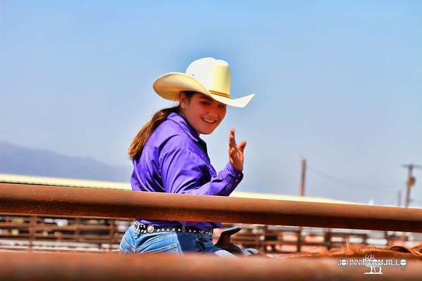 Angel Trujillo Socorro Rodeo 2017