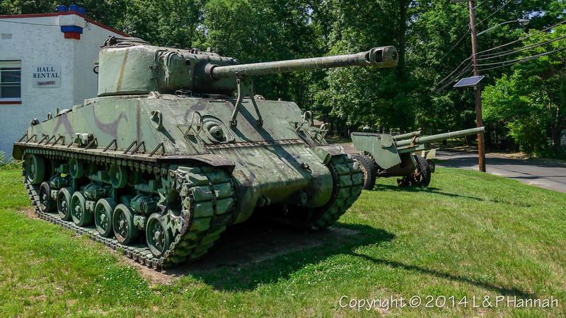 VFW Post 2174 - Westville, NJ - M4A3(76) HVSS