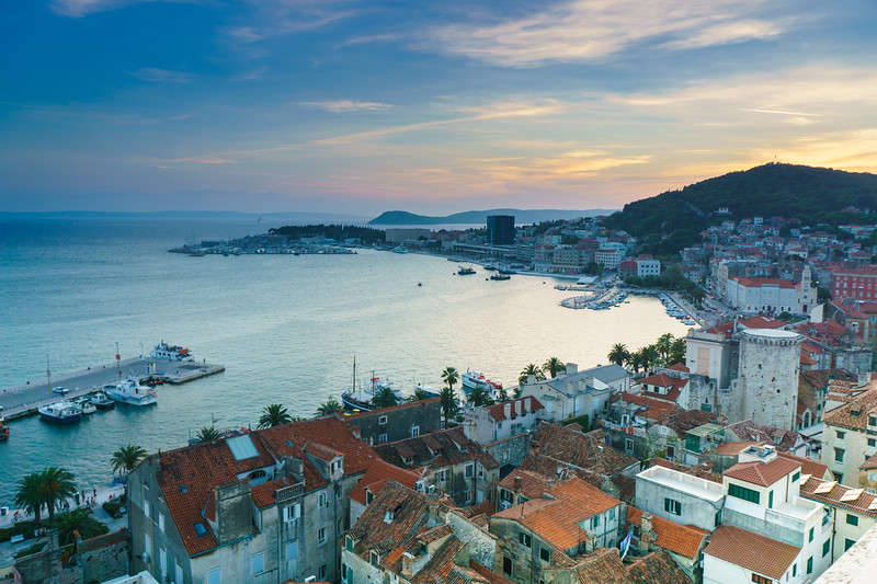 Split: View From the Bell Tower