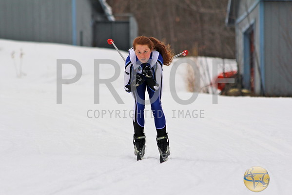 2012 Women's Maine Class A Nordic Classical Championships