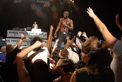 """Holiday Jam featuring """"TI"""" & """"Akon"""" Nov 15, 2008"""