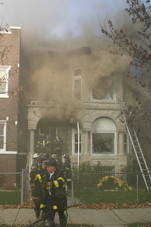 Chicago Fire Department : Still & Box 4200 Blk of Washington Blvd 2004