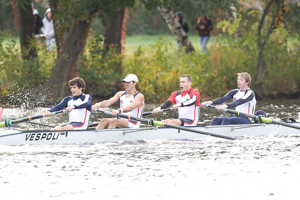 2008 Head of the Charles ~ Lightweight Men's Fours