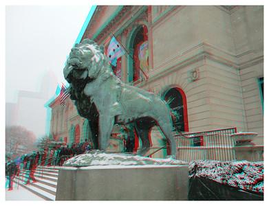 Chicago Art Institute.