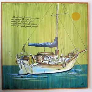 Ed Larson Painting