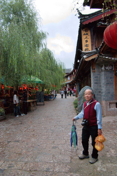 20080926_1800 Lijiang old town.
