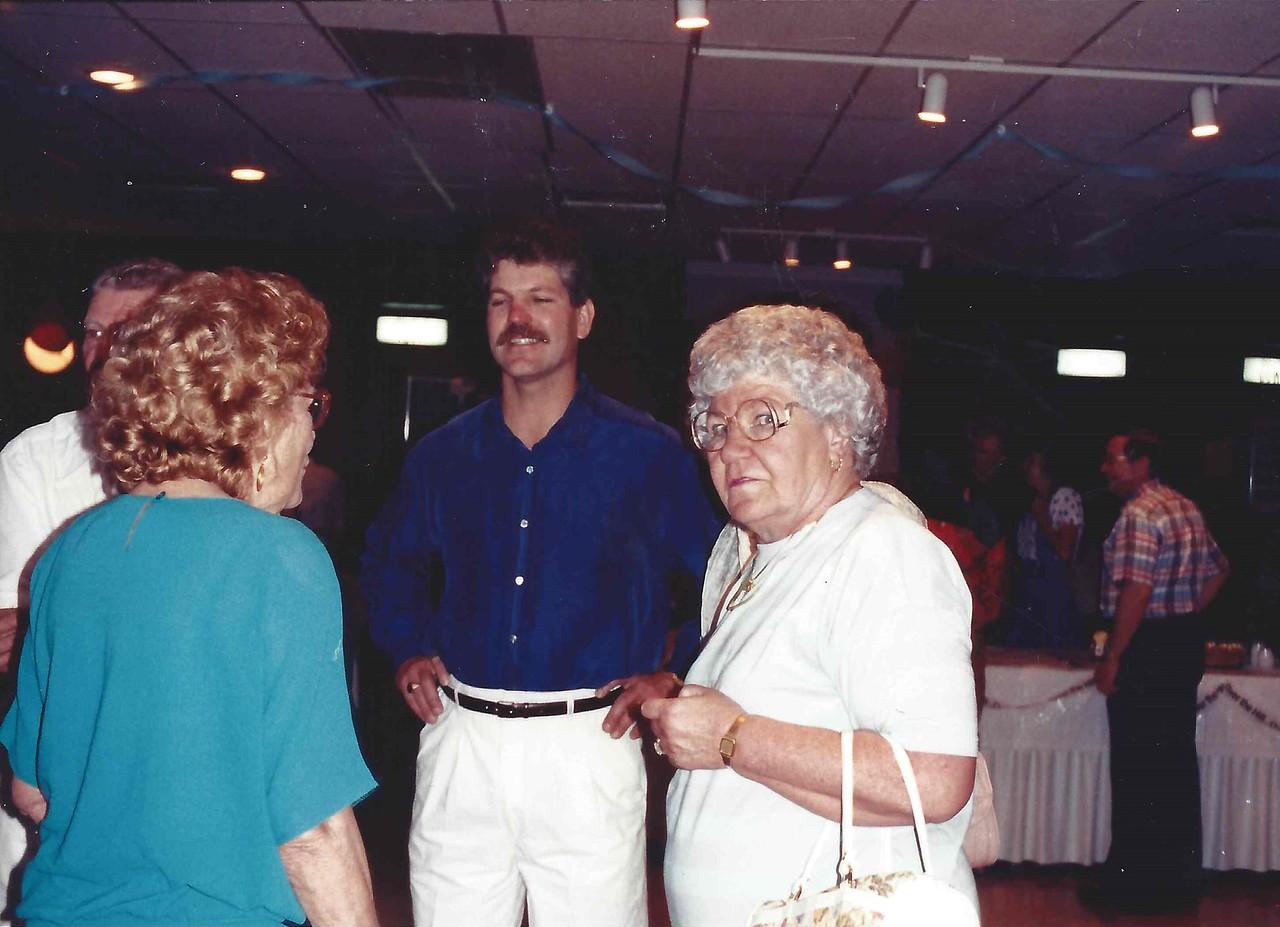 Mom, Kenny Keir, Madge Keir