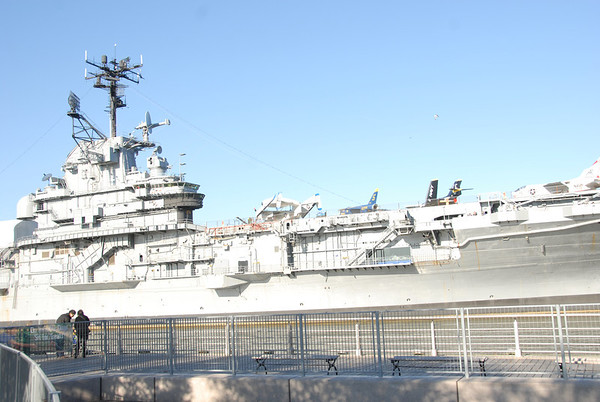 2011-11-12 Intrepid & 9-11 Memorial