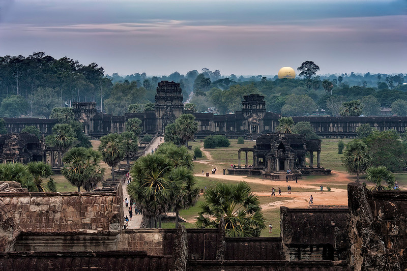 Angkor Wat, Angkor Archaeological Park