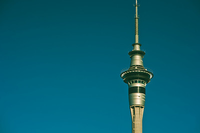 Auckland Compositions in Green