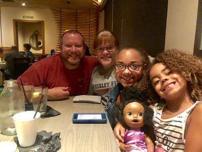 2018 August - The Reese Family comes to Concord!