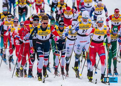 Coupe du monde de ski de fond - 2019