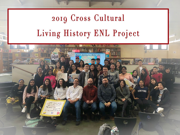 2019 Cross Cultural Living History Project