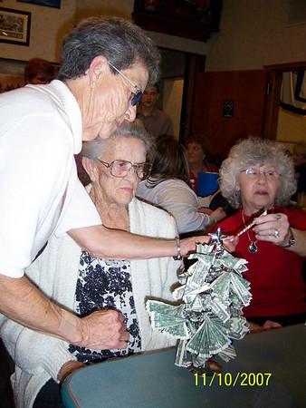 2007 November - Granny's 94th Birthday