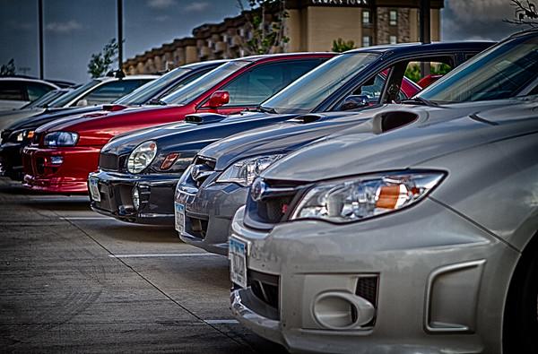 Subaru Owners Club 4 June 2014