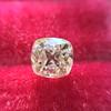 1.39ct Antique Cushion Cut Diamond, GIA J, SI1 29