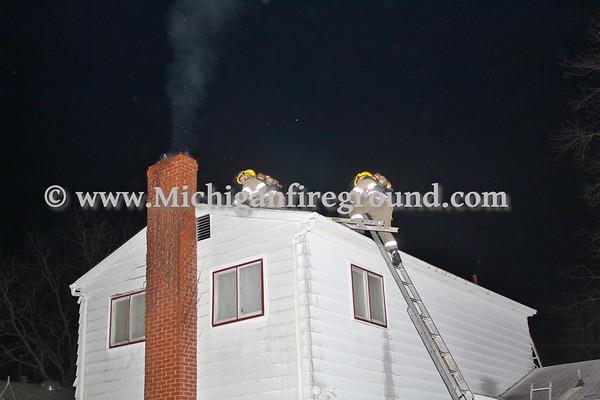 3/10/20 - Mason chimney fire, 125 Royce St