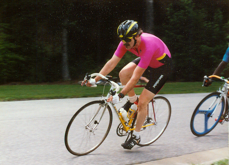Criterium Tidewater VA - On the Front - 1989.jpg